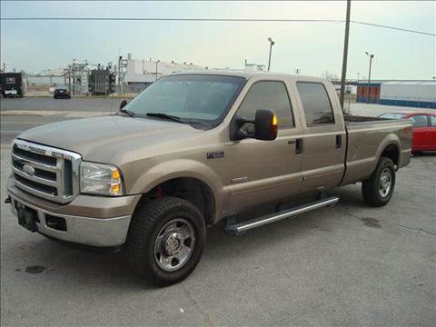 2005 Ford F-250 Super Duty for sale at Bob Fox Auto Sales in Port Huron MI