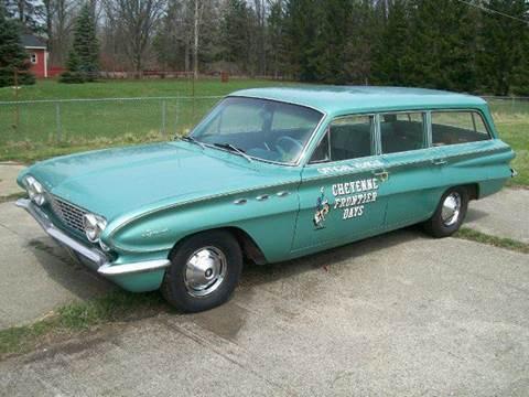 1961 Buick Skylark for sale at Bob Fox Auto Sales in Port Huron MI