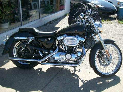 2000 Harley-Davidson 1200 Sportster