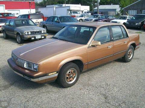 1986 Oldsmobile Cutlass Calais