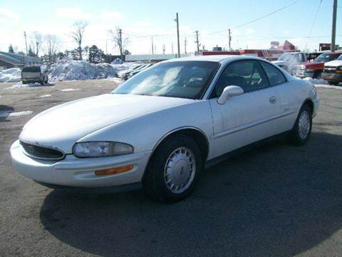 1997 Buick Riviera for sale at Bob Fox Auto Sales in Port Huron MI