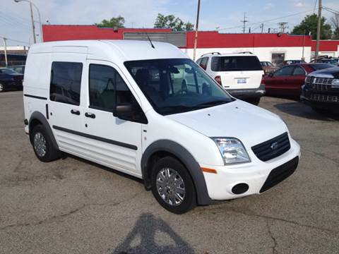 2012 Ford Transit Connect for sale at Bob Fox Auto Sales in Port Huron MI