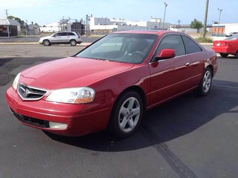 2001 Acura CL for sale at Bob Fox Auto Sales in Port Huron MI