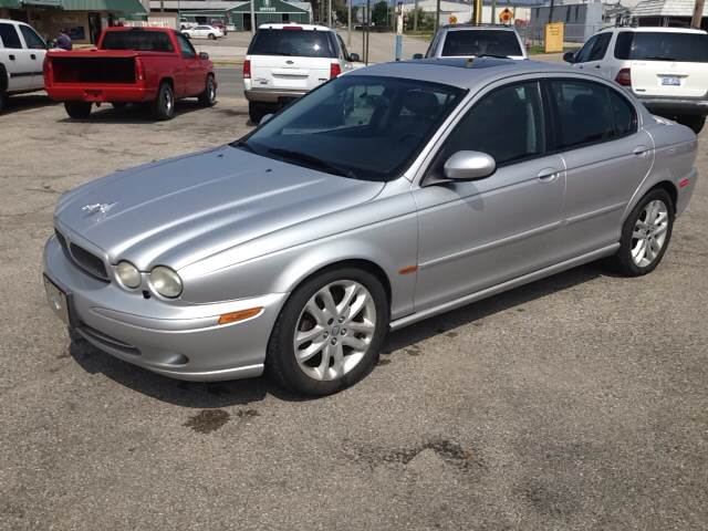 2002 Jaguar X-Type for sale at Bob Fox Auto Sales in Port Huron MI