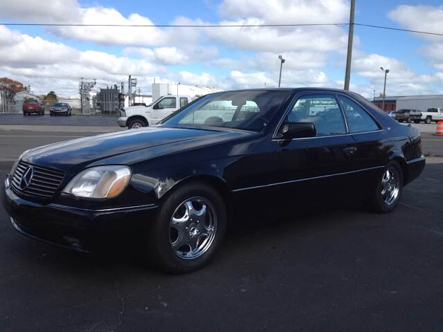 1994 Mercedes-Benz S-Class for sale at Bob Fox Auto Sales in Port Huron MI