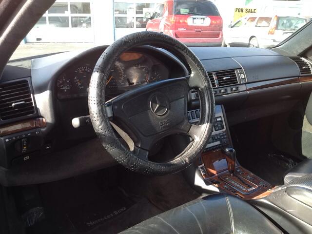 1994 Mercedes-Benz S-Class S600 2dr Coupe - Port Huron MI