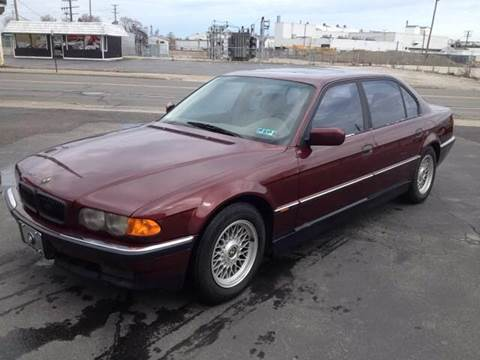 1999 BMW 7 Series for sale at Bob Fox Auto Sales in Port Huron MI
