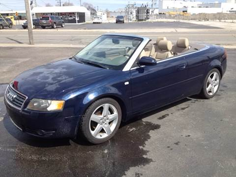 2005 Audi A4 for sale at Bob Fox Auto Sales in Port Huron MI