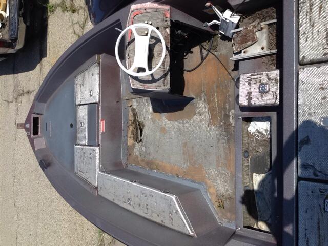1990 Procraft 1950 V Bass Boat  - Port Huron MI
