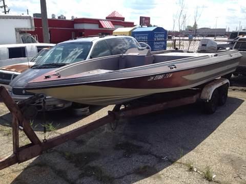 1990 Procraft 1950 V Bass Boat for sale at Bob Fox Auto Sales in Port Huron MI