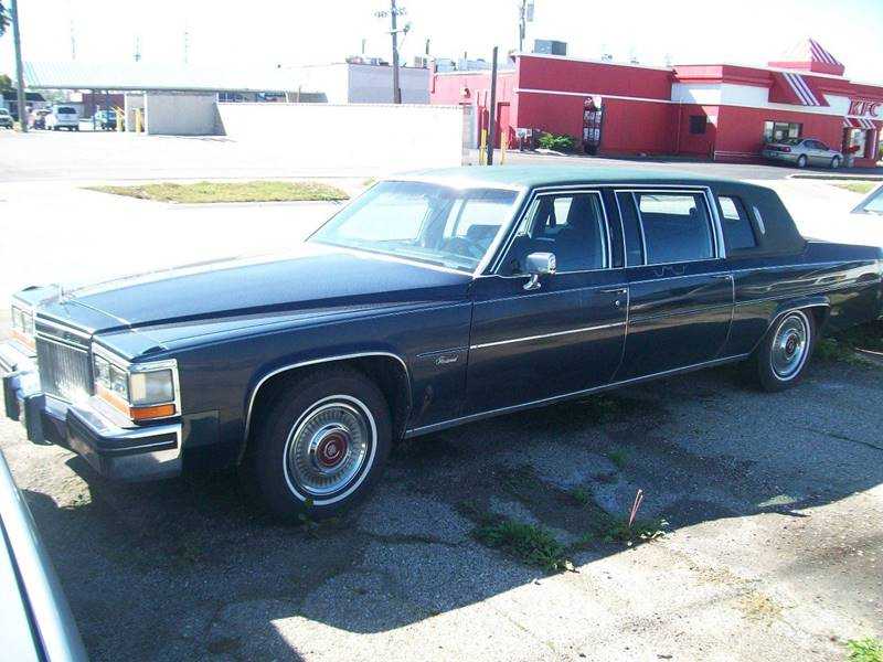 Limousines Vehicles For Sale MICHIGAN - Vehicles For Sale Listings ...