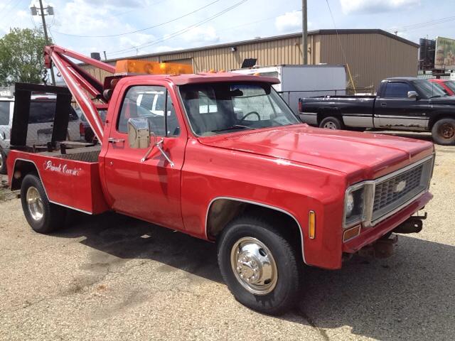 1974 Chevrolet Cheyenne Super  - Port Huron MI