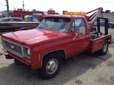 1974 Chevrolet Cheyenne Super