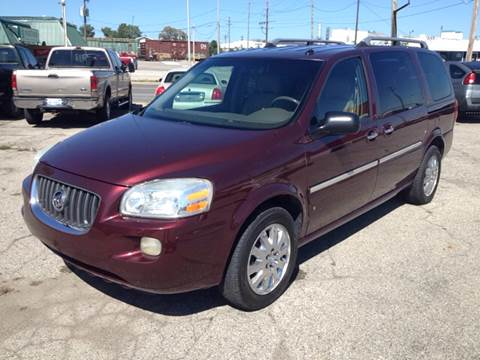 2006 Buick Terraza for sale in Port Huron, MI