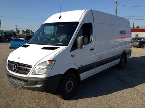 2011 Mercedes-Benz Sprinter Cargo for sale at Bob Fox Auto Sales in Port Huron MI