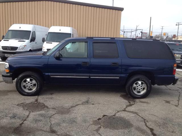 2003 Chevrolet Suburban 4dr 1500 4WD SUV - Port Huron MI