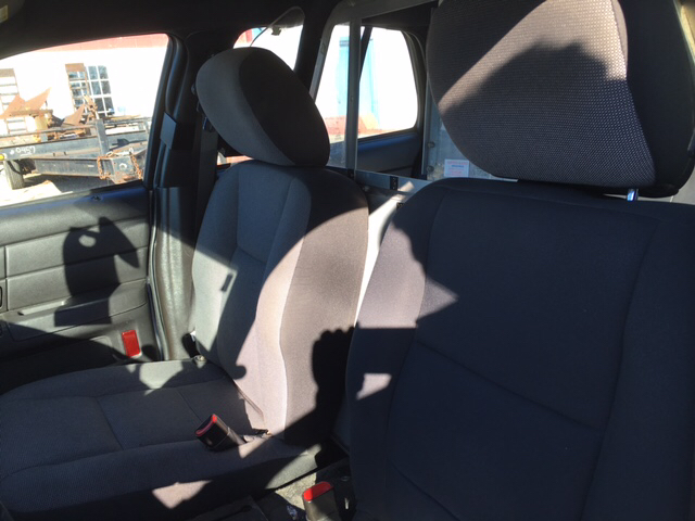 2011 Ford Crown Victoria Police Interceptor Pursuit 4dr Sedan (3.55 Axle) - Port Huron MI
