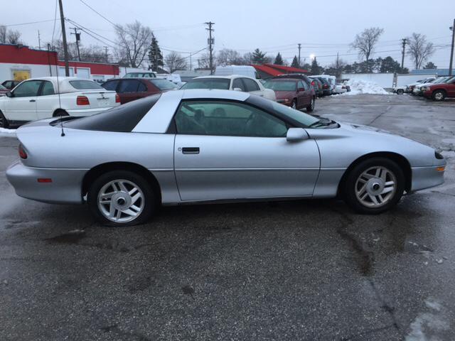 1995 Chevrolet Camaro 2dr Hatchback - Port Huron MI