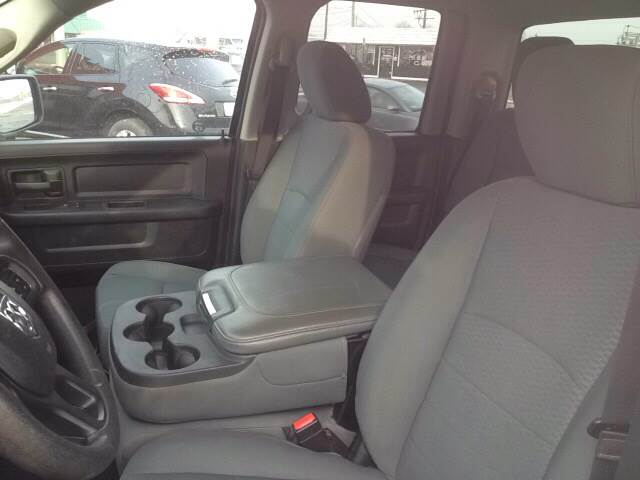 2014 RAM Ram Pickup 1500 4x4 Tradesman 4dr Quad Cab 6.3 ft. SB Pickup - Port Huron MI