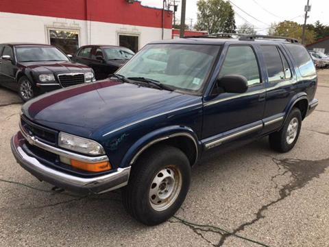 1999 Chevrolet Blazer for sale in Port Huron, MI