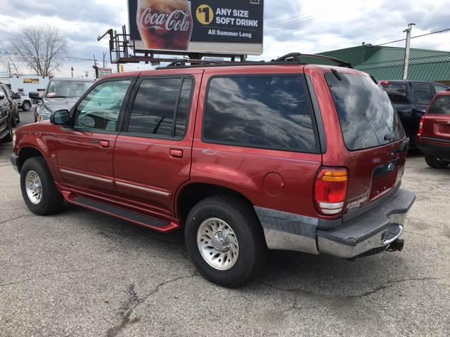 1999 Ford Explorer AWD XLT 4dr SUV - Port Huron MI