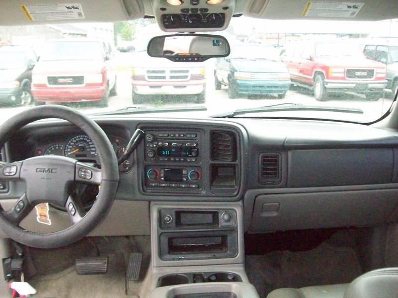 2004 GMC Yukon SLT 4WD 4dr SUV - Port Huron MI