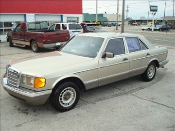 1982 Mercedes-Benz 300-Class for sale at Bob Fox Auto Sales in Port Huron MI