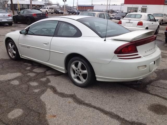 2001 Dodge Stratus Rt 2dr Coupe In Port Huron Mi Bob Fox Auto Sales