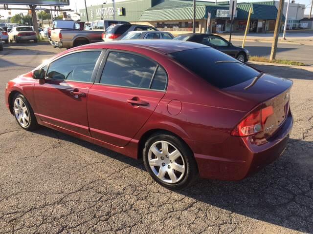 2006 Honda Civic LX 4dr Sedan w/manual - Port Huron MI