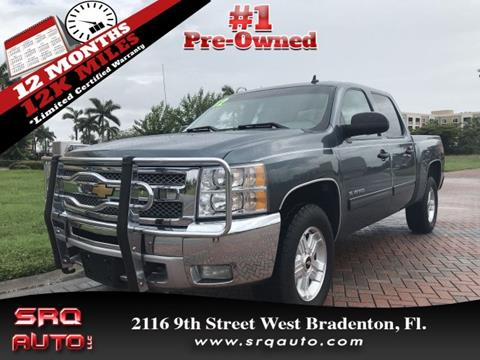 Chevrolet trucks for sale in bradenton fl for Srq motors bradenton fl
