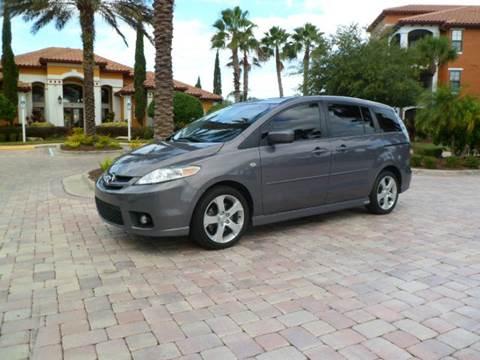 2007 Mazda MAZDA5 for sale at SRQ Auto LLC in Bradenton FL