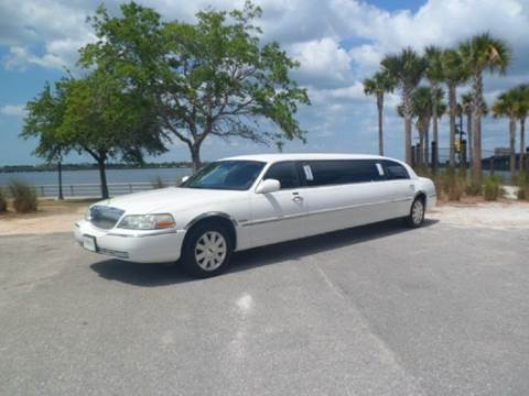 2003 Lincoln Town Car for sale at SRQ Auto LLC in Bradenton FL