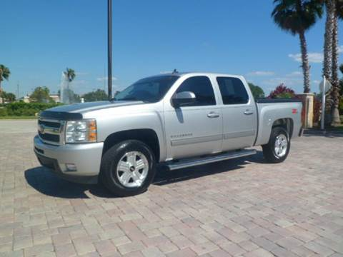 2010 Chevrolet Silverado 1500 for sale at SRQ Auto LLC in Bradenton FL