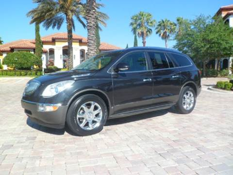 2010 Buick Enclave for sale at SRQ Auto LLC in Bradenton FL