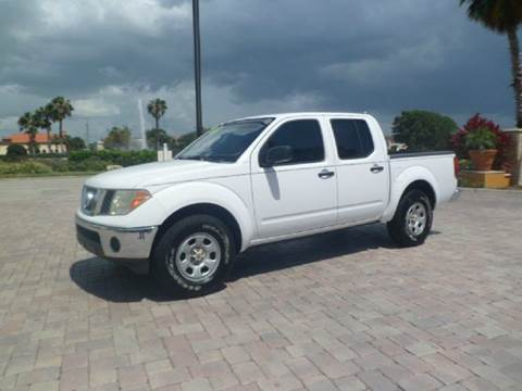 2007 Nissan Frontier for sale at SRQ Auto LLC in Bradenton FL