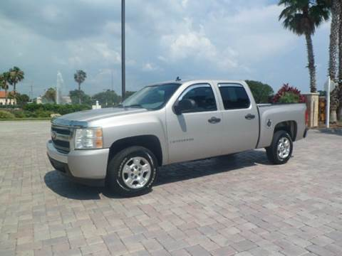 2007 Chevrolet Silverado 1500 for sale at SRQ Auto LLC in Bradenton FL