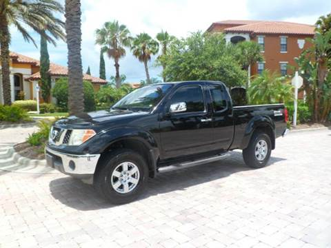 2006 Nissan Frontier for sale at SRQ Auto LLC in Bradenton FL