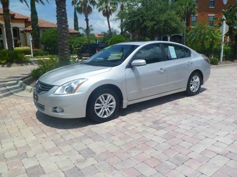 2011 Nissan Altima for sale at SRQ Auto LLC in Bradenton FL