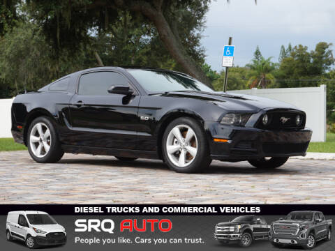 2014 Ford Mustang for sale at SRQ Auto LLC in Bradenton FL