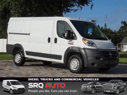 2015 RAM ProMaster Cargo for sale at SRQ Auto LLC in Bradenton FL