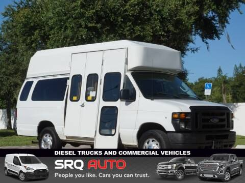 2009 Ford E-Series Cargo for sale at SRQ Auto LLC in Bradenton FL