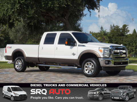 2015 Ford F-350 Super Duty for sale at SRQ Auto LLC in Bradenton FL