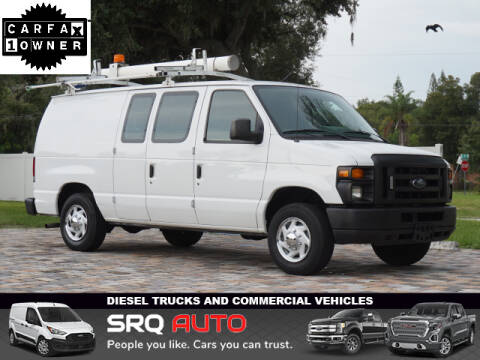 2012 Ford E-Series Cargo for sale at SRQ Auto LLC in Bradenton FL