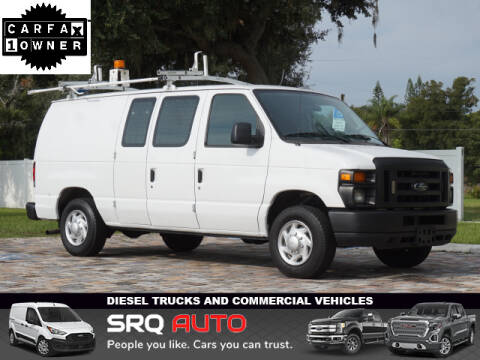 2012 Ford E-Series Cargo for sale at SRQ Auto LLC in Bradenton FL
