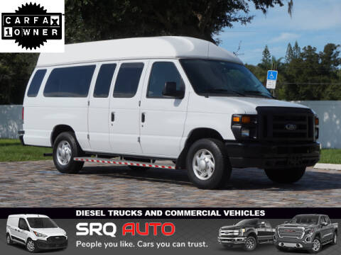 2014 Ford E-Series Cargo for sale at SRQ Auto LLC in Bradenton FL