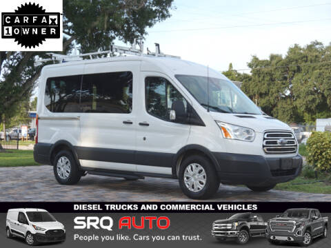 2015 Ford Transit Passenger for sale at SRQ Auto LLC in Bradenton FL