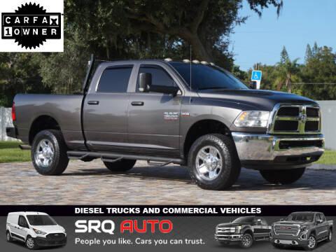 2015 RAM Ram Pickup 3500 for sale at SRQ Auto LLC in Bradenton FL