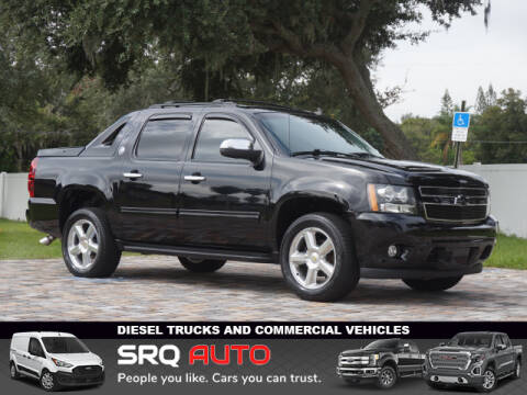 2013 Chevrolet Avalanche for sale at SRQ Auto LLC in Bradenton FL
