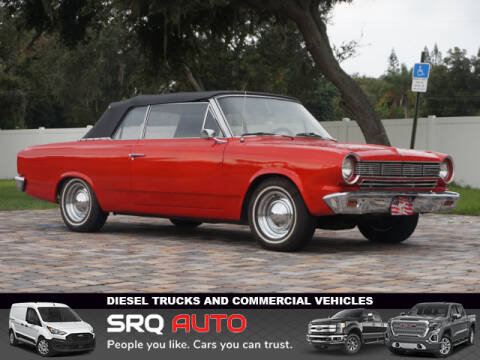 1966 AMC Rambler for sale at SRQ Auto LLC in Bradenton FL
