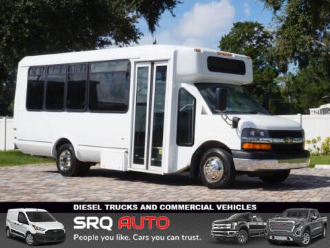 2015 Chevrolet Express Cutaway for sale at SRQ Auto LLC in Bradenton FL